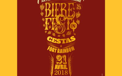BIERE FEST IN CESTAS // 21 & 22 AVRIL 2018
